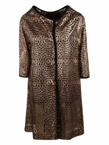 Herno Perforated Coat