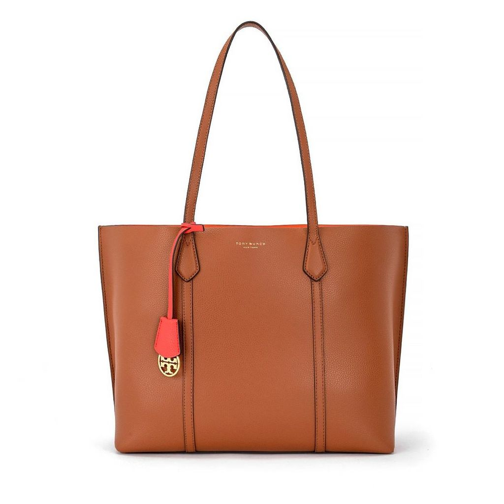 Tory Burch Perry Triple Tumbled Leather Shoulder Bag