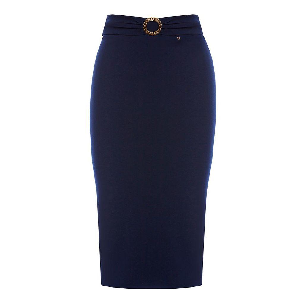 Nissa - Golden Detail Skirt