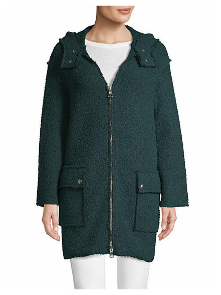 Mantelle Wool Blend Coat
