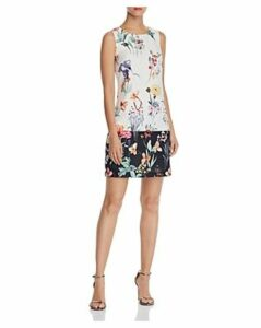Adrianna Papell Garden Mini Dress