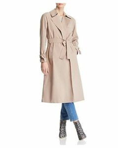 Harris Wharf Raglan Trench Coat