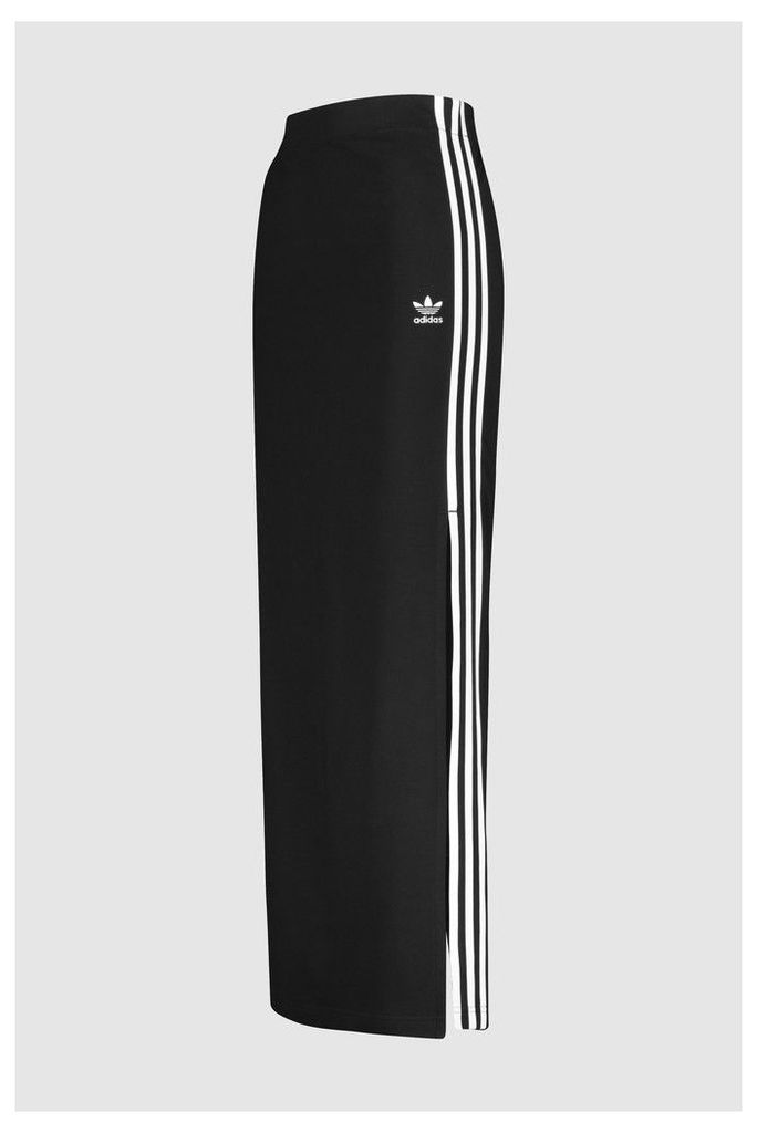 Womens adidas Originals Black Skirt -  Black