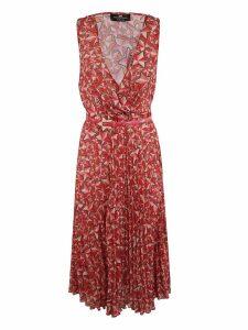 Elisabetta Franchi For Celyn B. Printed Dress