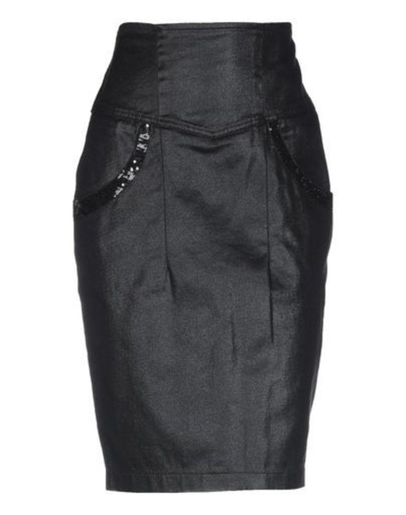 WHO*S WHO SKIRTS Knee length skirts Women on YOOX.COM