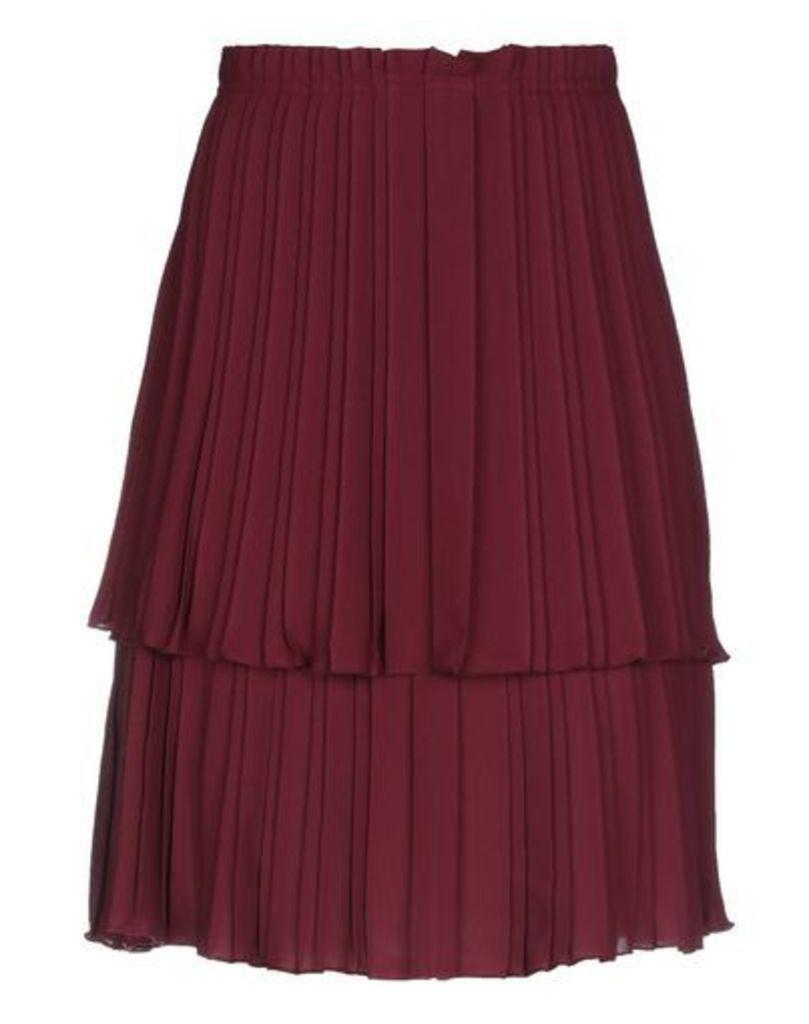 TWINSET UNDERWEAR SKIRTS Knee length skirts Women on YOOX.COM