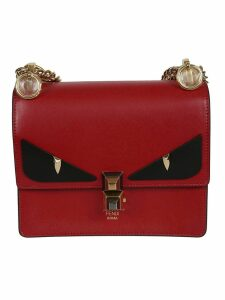 Fendi Bag Bugs Shoulder Bag