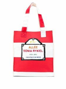 Sonia Rykiel Allée Sonia Rykiel tote - White