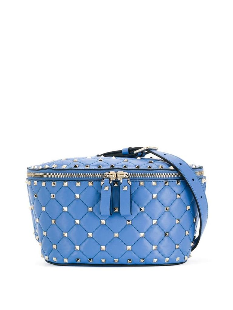 Valentino Valentino Garavani Rockstud Spike belt bag - Blue
