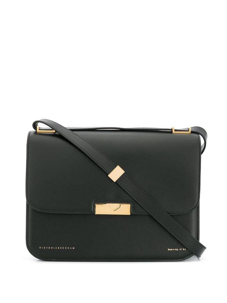 Victoria Beckham Jumbo Eva shoulder bag - Black