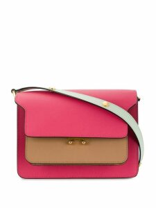 Marni medium Trunk shoulder bag - Pink