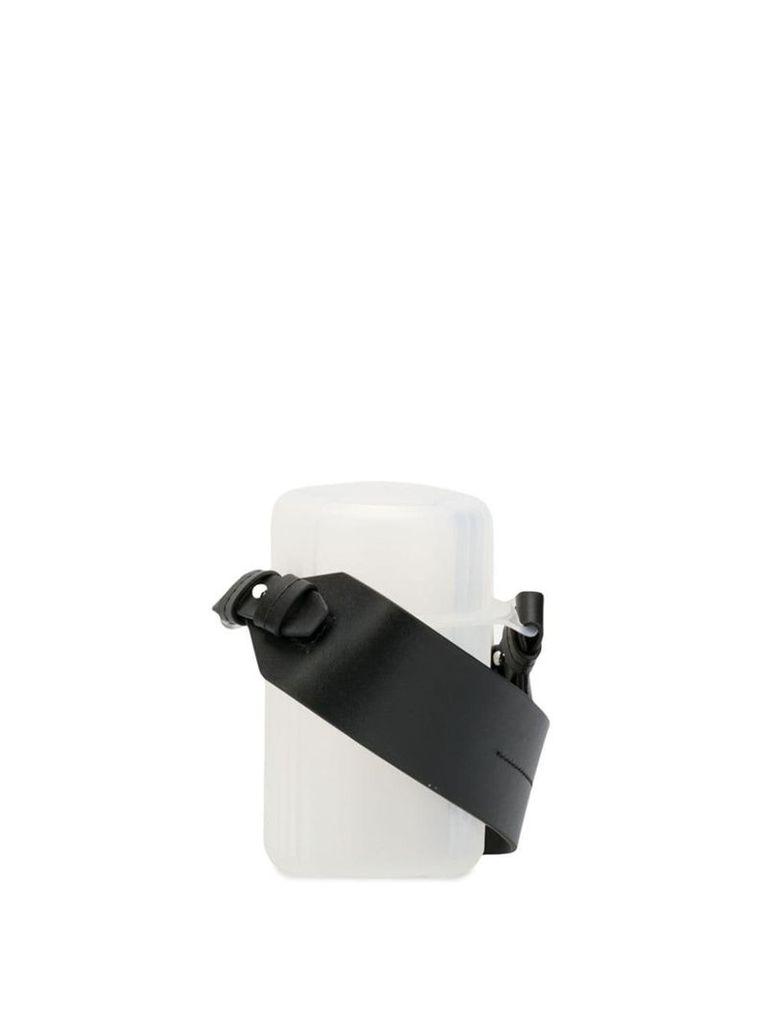 Kenzo clear mini shoulder bag - White