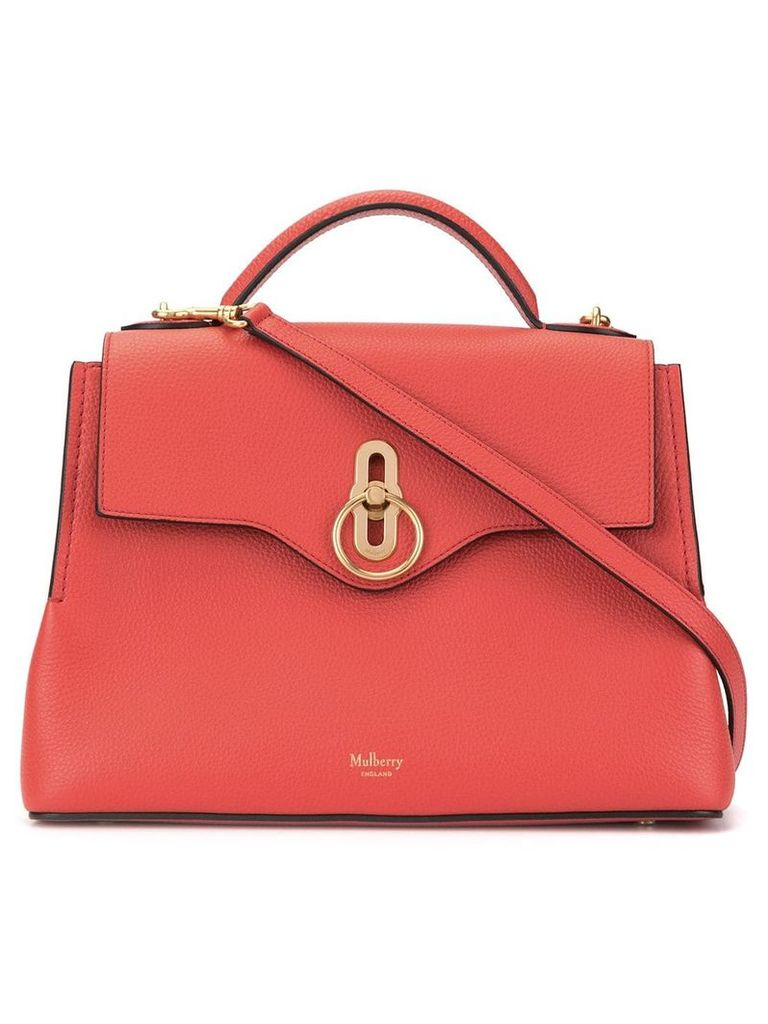 Mulberry Small Seaton tote bag - Red