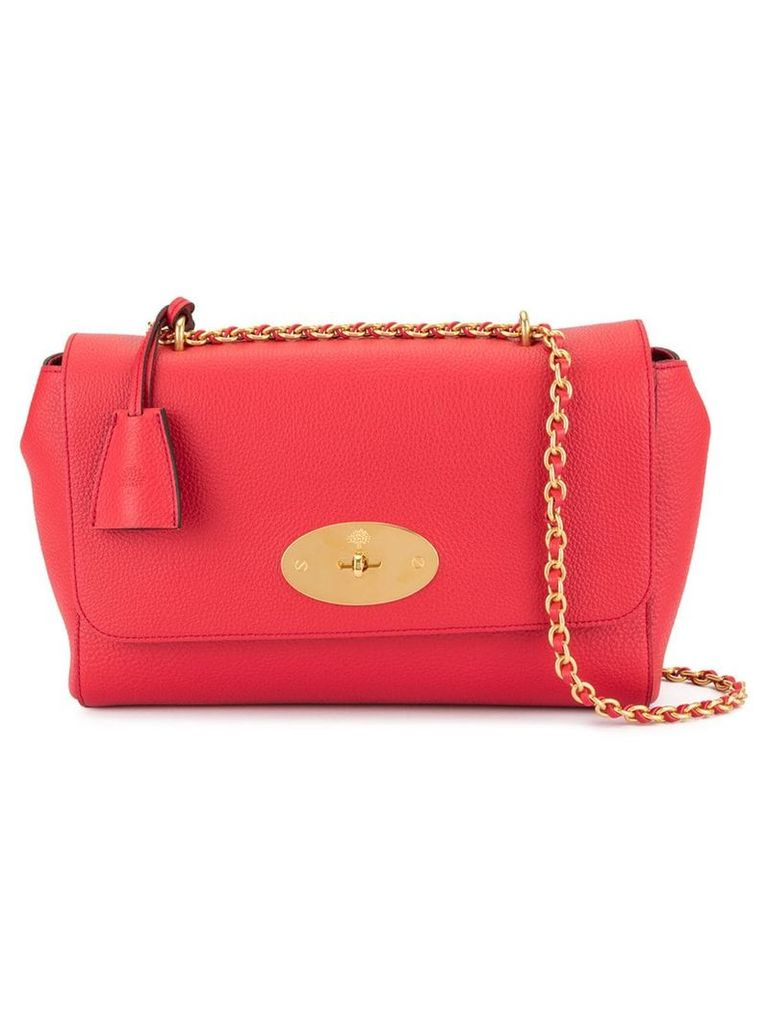 Mulberry Medium Lily shoulder bag - Red