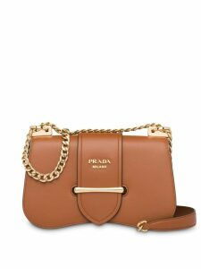 Prada Sidonie shoulder bag - Brown