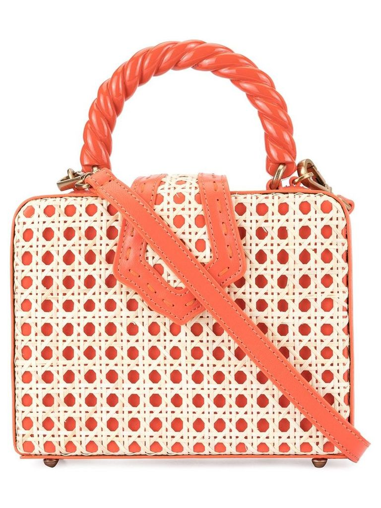 Mehry Mu box bag - Orange