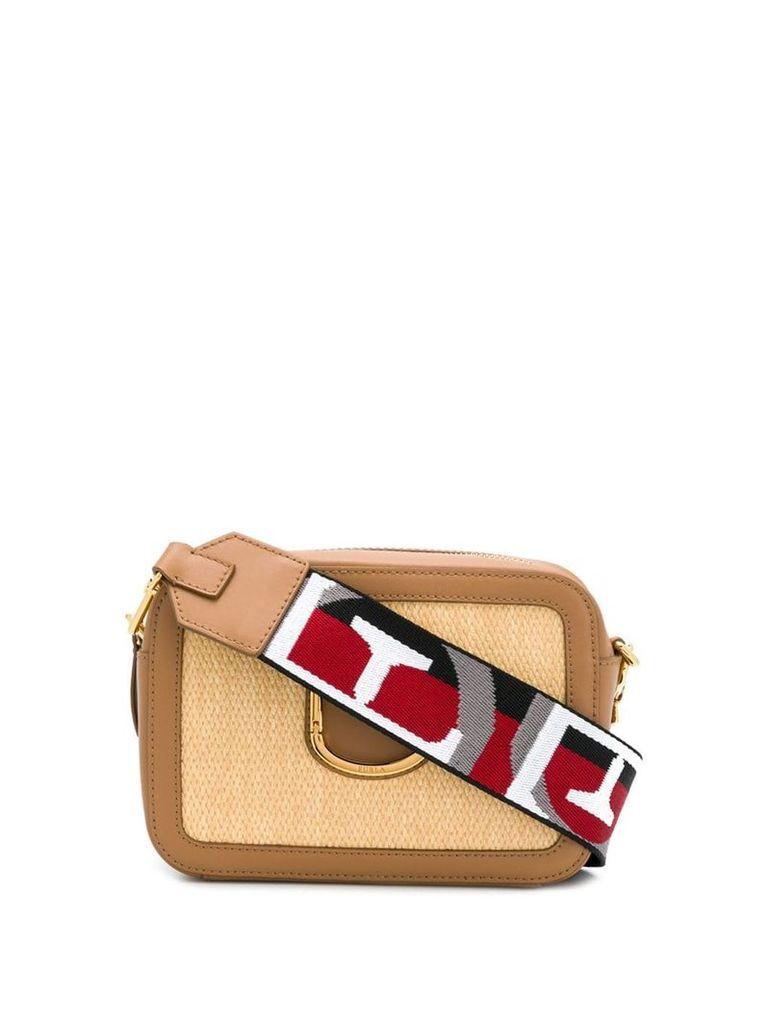 Furla Brava crossbody bag - Neutrals