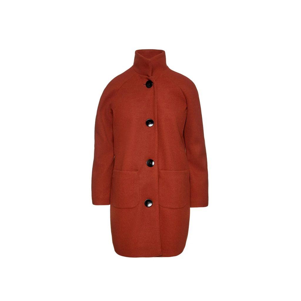 VHNY - Vhny Open Trench Coat Green
