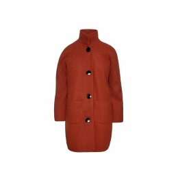 VHNY - Vhny Open Trench Coat Green