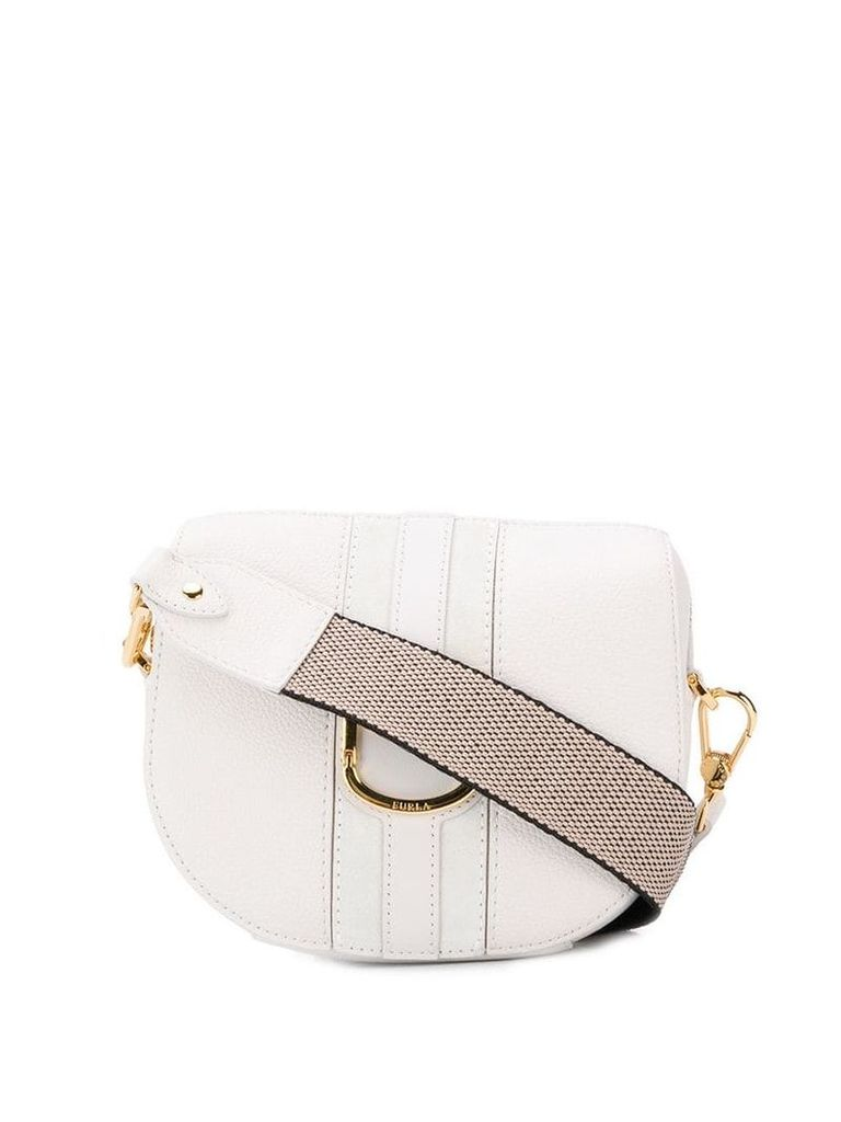 Furla Gioia crossbody bag - Neutrals