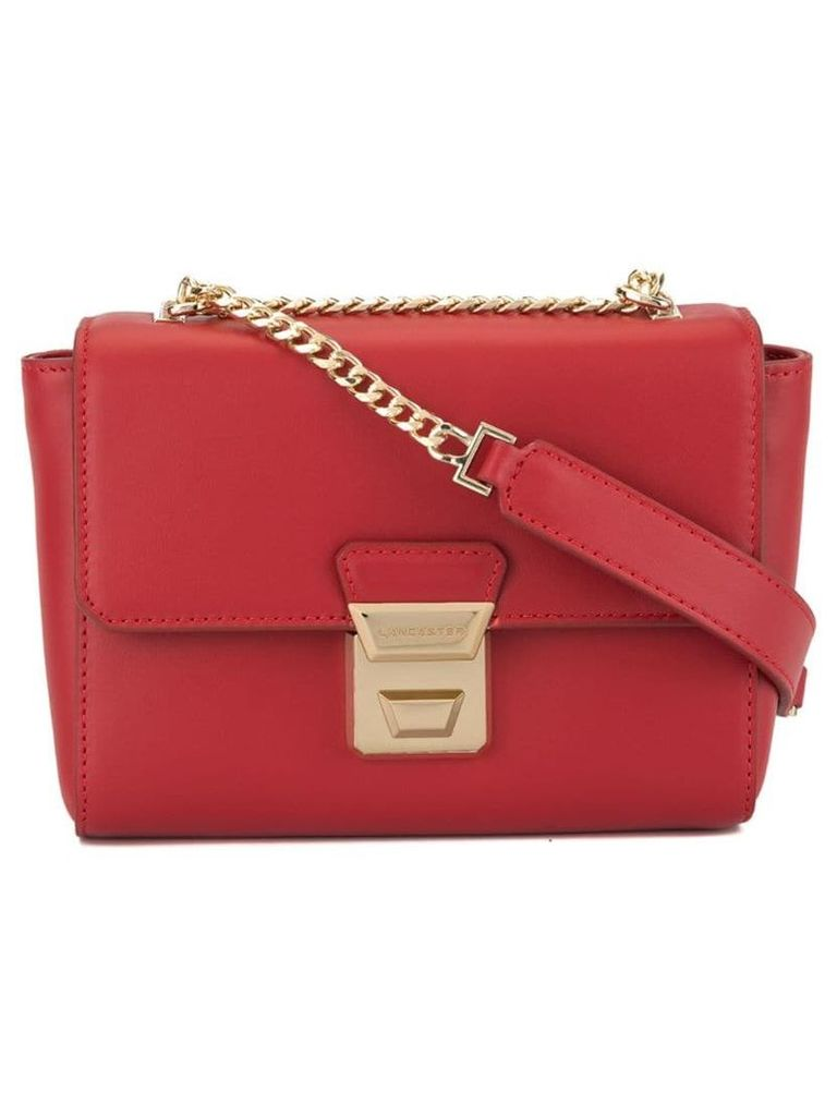 Lancaster Gena crossbody bag - Red
