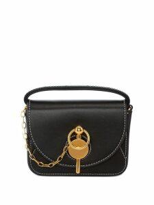 JW Anderson Black Nano Keyts Bag
