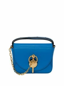 JW Anderson PACIFIC BLUE NANO KEYTS BAG