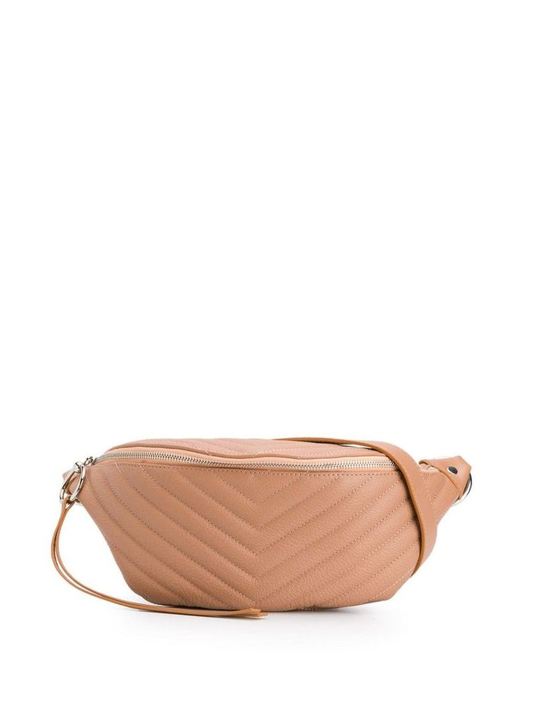 Rebecca Minkoff Edie belt bag - Neutrals