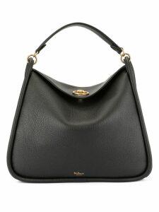 Mulberry Leighton Small Classic Grain bag - Black