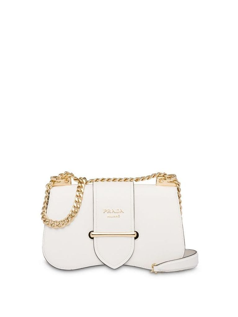 Prada Sidonie shoulder bag - White