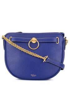 Mulberry Brockwell Small Classic Grain bag - Blue