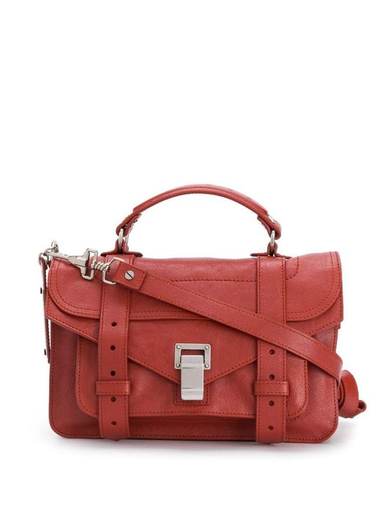 Proenza Schouler PS1 Tiny crossbody bag - Orange