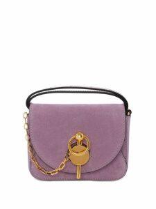 JW Anderson Lilac Nano Keyts Bag - Purple
