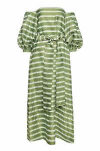 Lisa Marie Fernandez Rosie Bubble Sleeve Dress