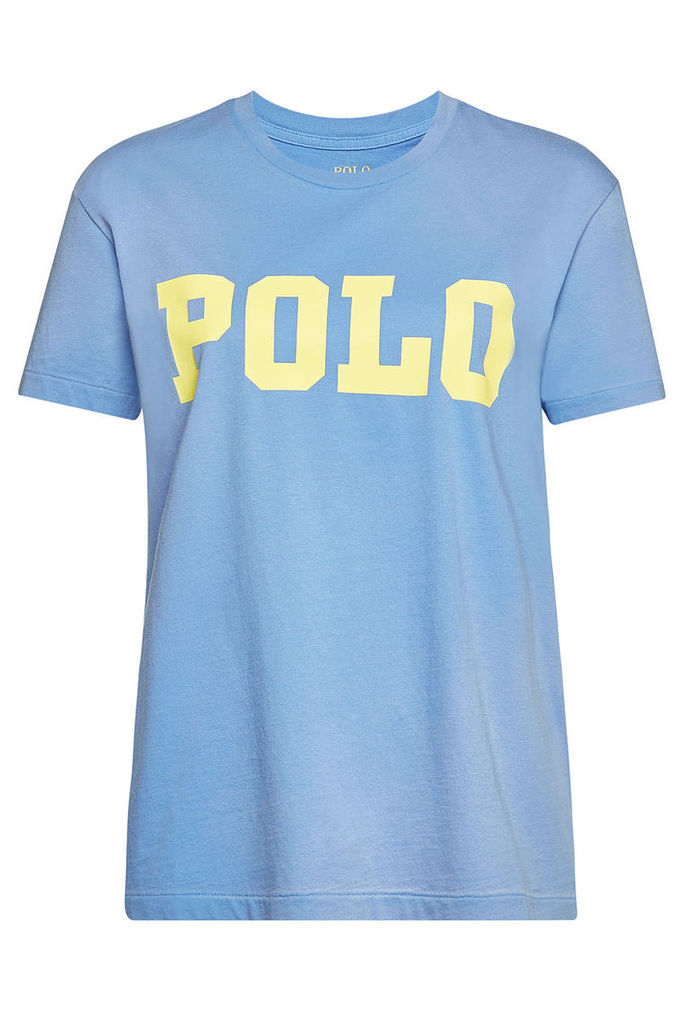 Polo Ralph Lauren Printed Cotton T-Shirt