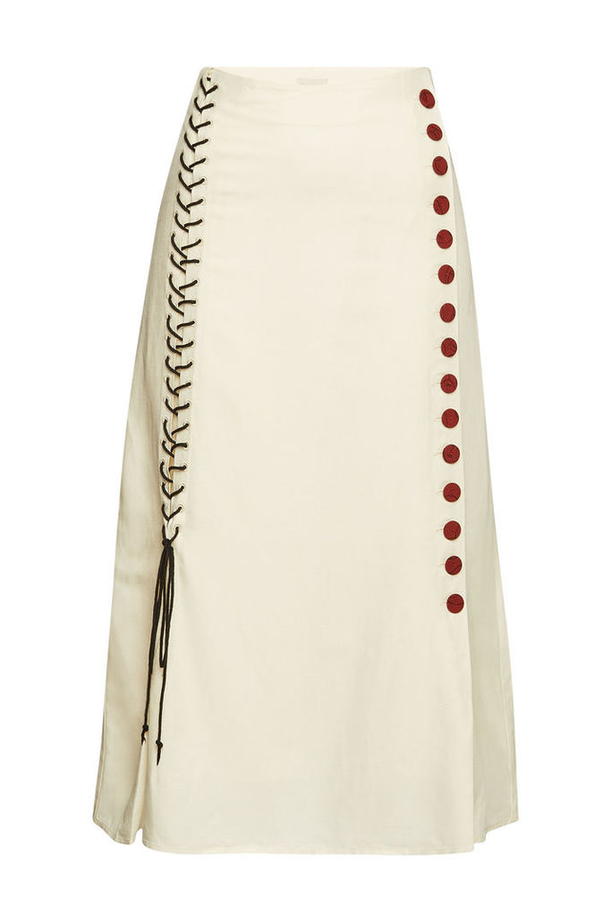 By Malene Birger Skirt with Lacing