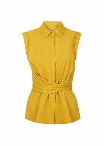Maria Top Golden Yellow 18
