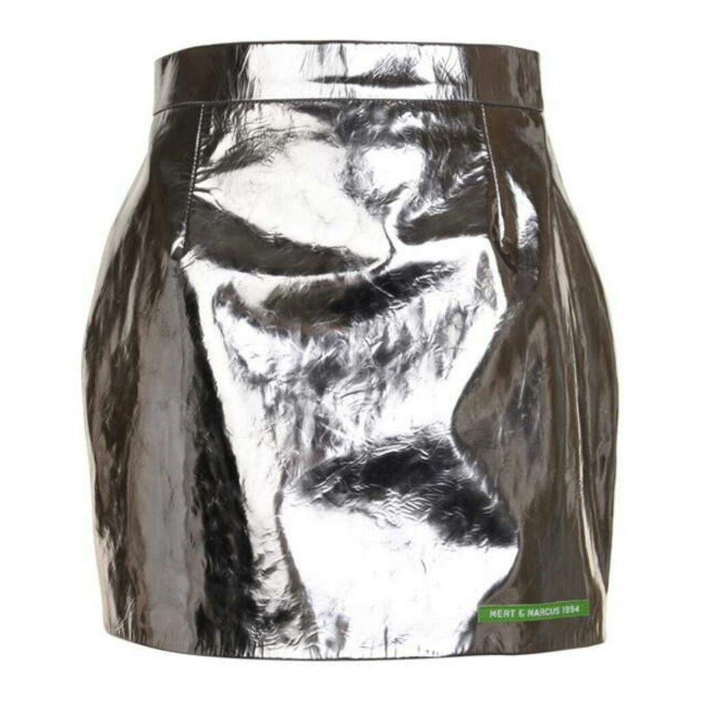 DSQUARED2 Metallic Skirt
