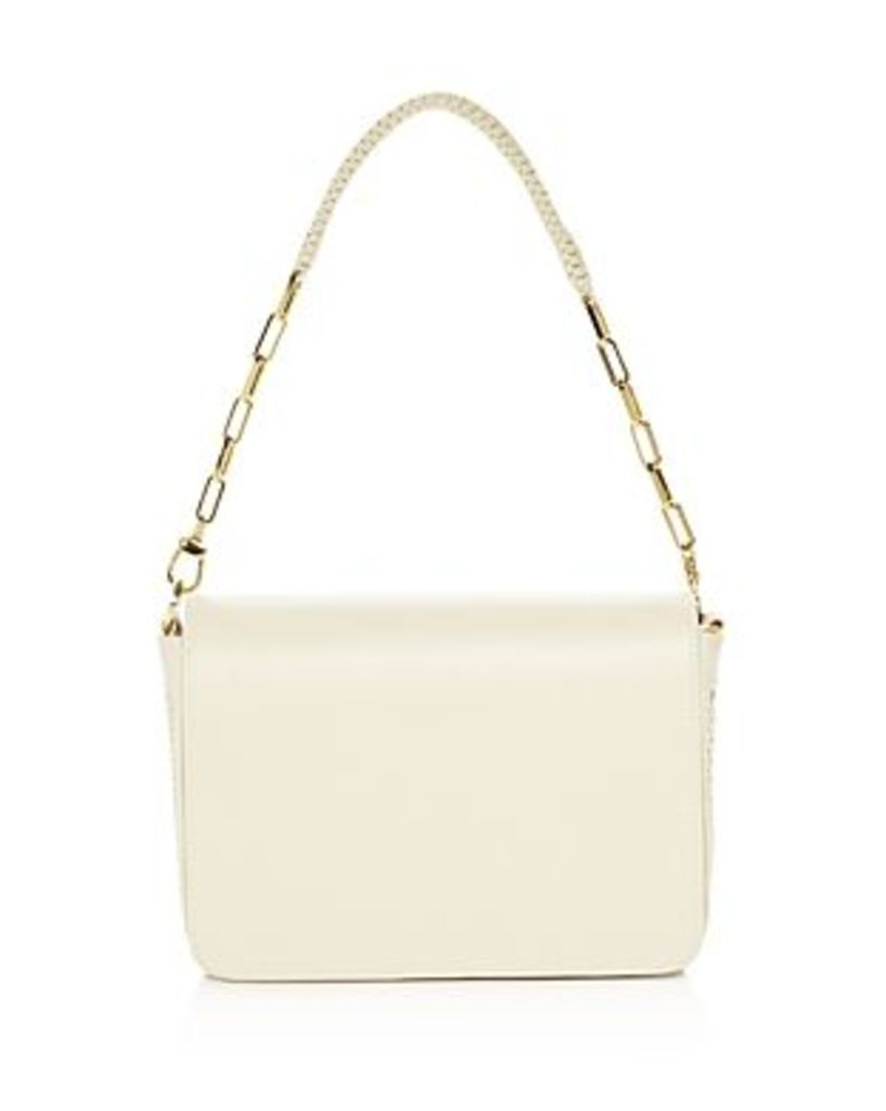 Callista Grace Maxi Leather Shoulder Bag