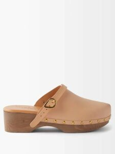 Three Graces London - Ninetta Open Back Linen Maxi Dress - Womens - Navy