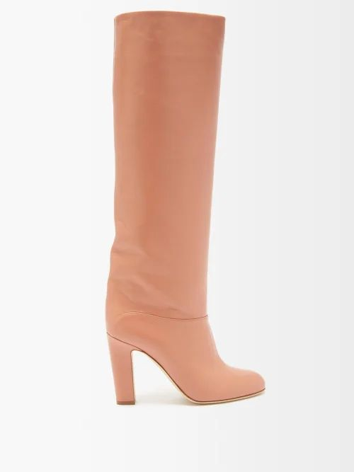 Masscob - Single Breasted Twill Blazer - Womens - Khaki