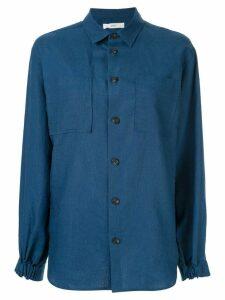 G.V.G.V. Utility shirt - Blue