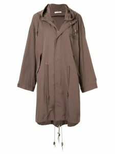 G.V.G.V. fish tail parka - Grey