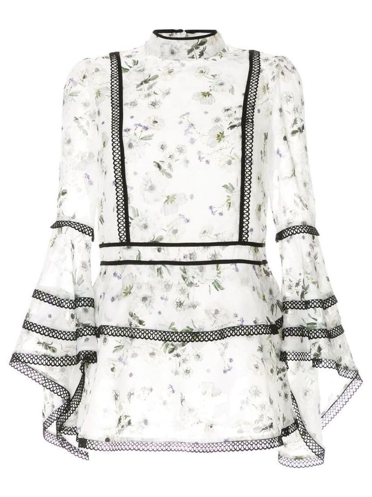 We Are Kindred Madison blouse - White