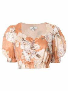 We Are Kindred Frenchie top - Orange