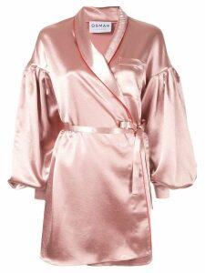 Osman lightweight jacket - Pink