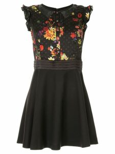 Loveless floral print dress - Black