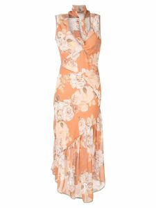 We Are Kindred Nellie bias cut dress - Orange