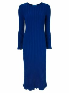 Simon Miller ribbed knit dress - Blue