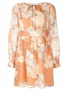 We Are Kindred Nellie mini dress - Orange